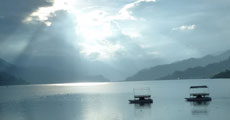 LOCATED ALONG THE BEAUTIFUL LAKESIDE OF POKHARA, NEPAL